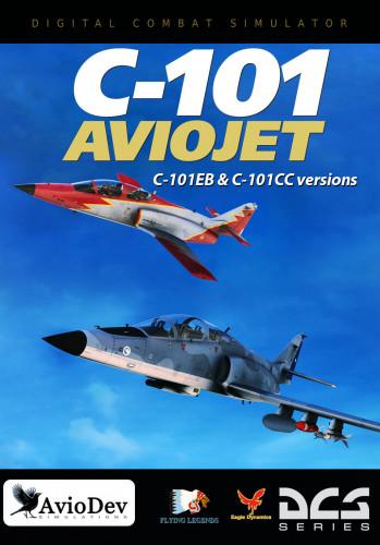 C-101 © 1991-2018, AvioDev & Eagle Dynamics, Inc.