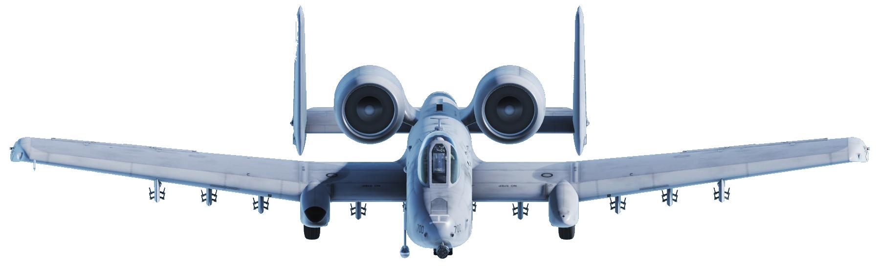 A-10C, Picture from kaltokri, Public Domain