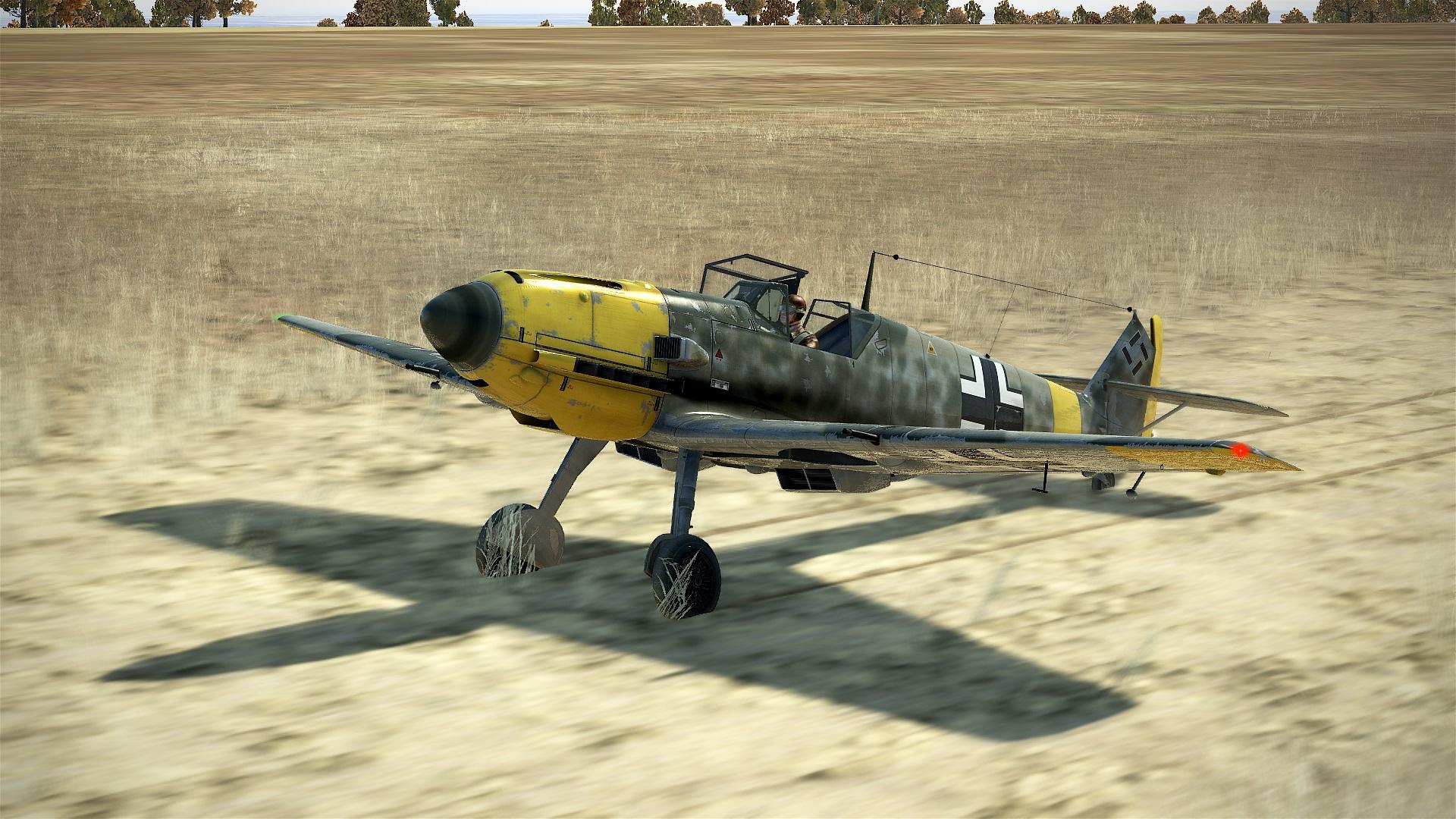 Verfahren Bf 109, Bild von kaltokri, Gemeinfrei