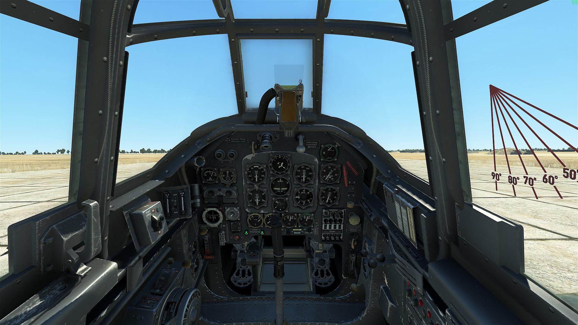 Cockpit, Bild von Kaltkori, Gemeinfrei