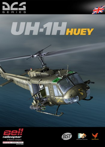 DCS: UH-1H Huey von Belsimtek © 1991-2019, The Fighter Collection & Eagle Dynamics, Inc.