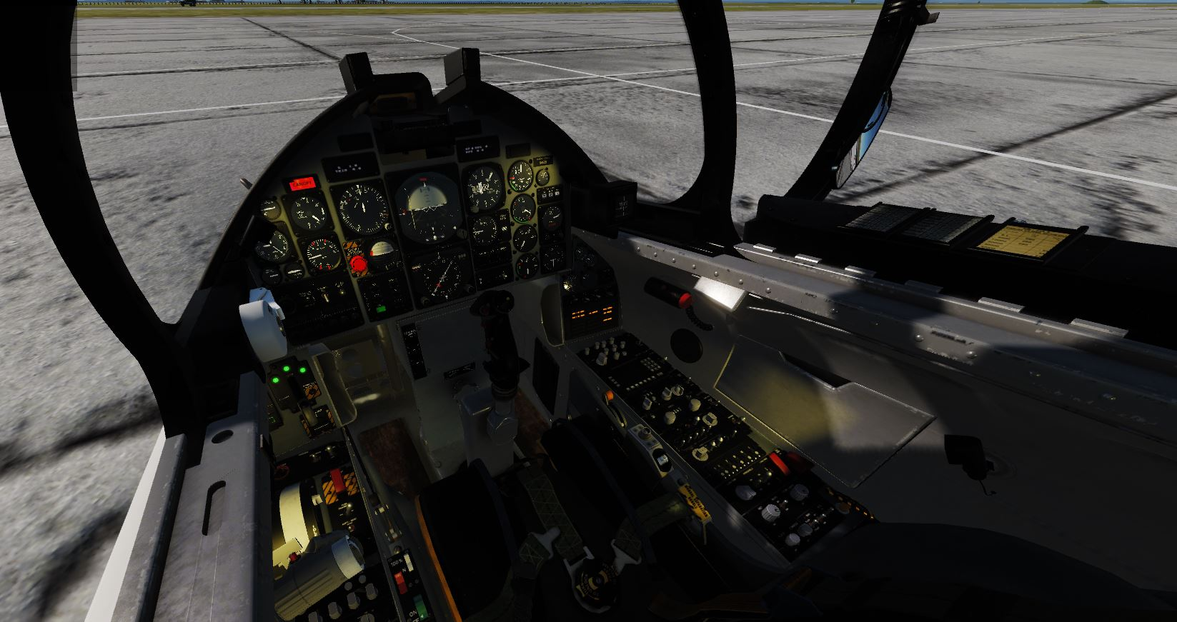Cockpit, Image of Brodo, Common Free