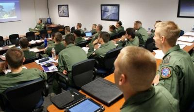 Euro-NATO Joint Jet Pilot Training