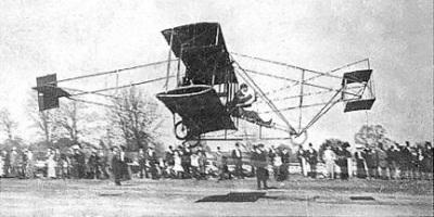 1910 Glenn Curtiss