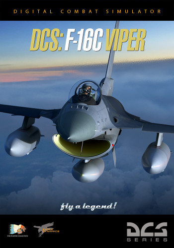 DCS: F-16C Viper © 1991-2019, The Fighter Collection & Eagle Dynamics, Inc.