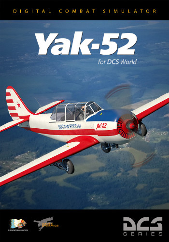 Yak-52, © 1991-2019, The Fighter Collection & Eagle Dynamics, Inc.
